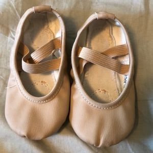 Toddler Ballet Slippers